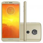 Smartphone Moto E5 Ouro Dual Chip 16GB 13MP Android 8.0 Tela 5.7 Quad-Core 1.4 GHz