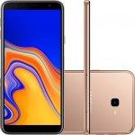 Smartphone Samsung Galaxy J4 Plus Cobre 32GB 2GB RAM Tela Infinita de 6