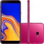 Smartphone Samsung Galaxy J4 Plus Rosa 32GB 2GB RAM Tela Infinita de 6