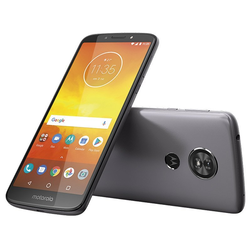 Smartphone Moto E5 Platinum Dual Chip 32GB 13MP Android 8.0 Tela 5.7 Quad-Core 1.4 GHz