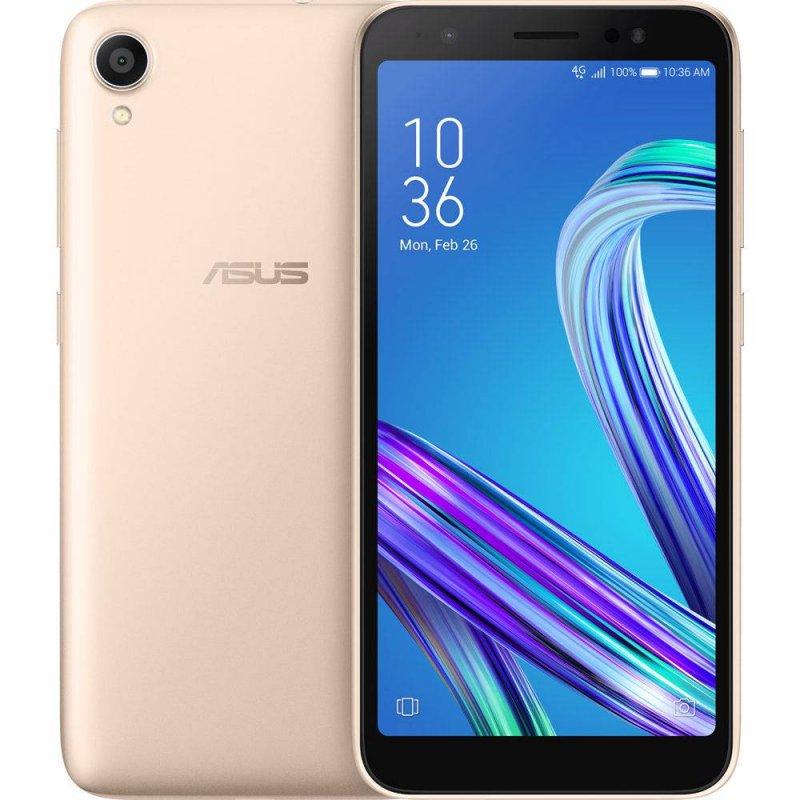 Smartphone Asus Zenfone Live L1 32GB 2GB RAM Octa Core Tela de 5.5 Câmera de 13MP Dourado