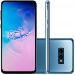 Smartphone Samsung Galaxy S10E Tela 5,8 128GB Dual Chip OctaCore Câmera Traseira Dupla Azul