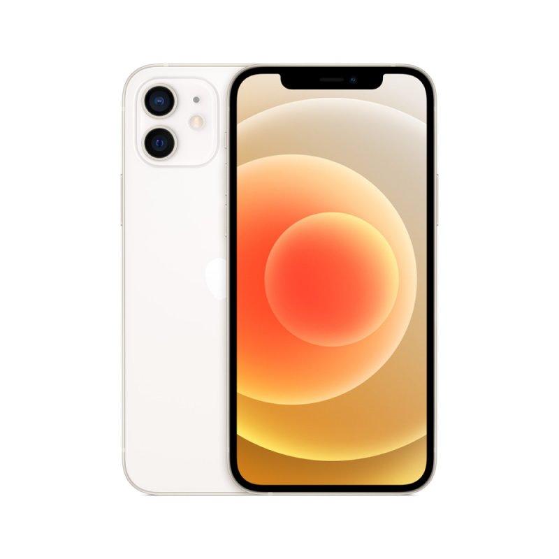 iPhone 12 Apple 64GB Branco Tela Oled 6,1 5G Câmera dupla 12MP iOS