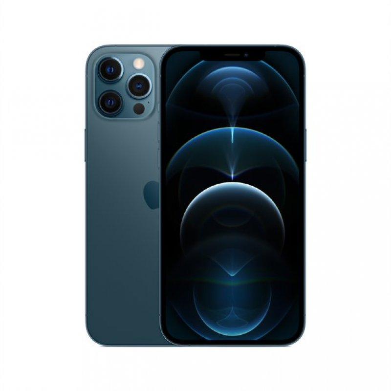 iPhone 12 Pro Max Apple 128GB Azul Pacífico tela 6,7 Câmera tripla 12MP iOS