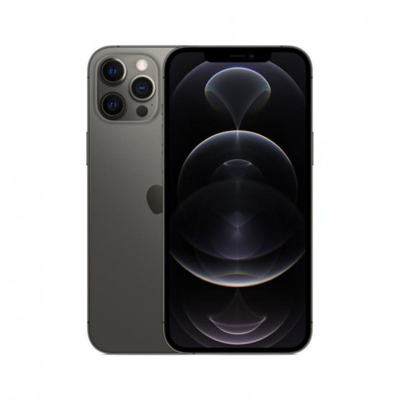 iPhone 12 Pro Max Apple 256GB Grafite tela 6,7 Câmera tripla 12MP iOS
