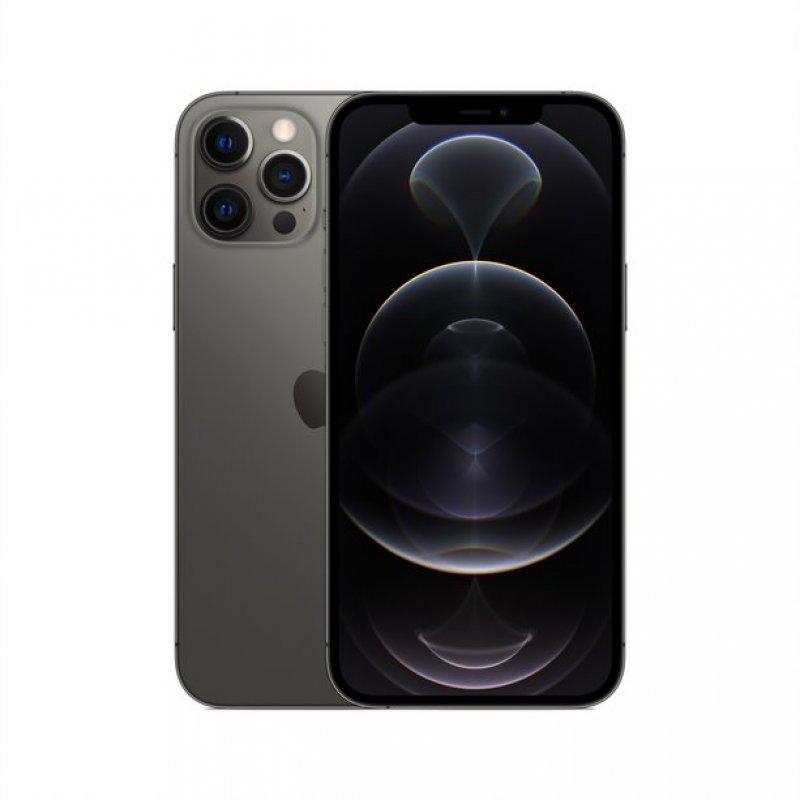 iPhone 12 Pro Max Apple 512GB Grafite tela 6,7 Câmera tripla 12MP iOS