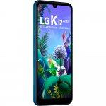Smartphone LG K12 Prime Azul 64GB 3GB de RAM Tela de 6.26 Câmera Tripla de 16MP 2MP e 5MP