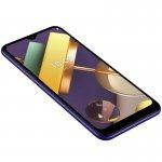 REEMBALADO Smartphone LG K22 Plus Azul Tela 6.2 4G Wi-Fi Android 10 Câm Traseir