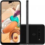 Smartphone LG K41S 6.55 Dual Chip Android 9.0 Pie Octa Core 3GB RAM 32GB Câmera 13MP Preto