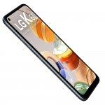 Smartphone LG K61 Dual chip 4GB Ram 128GB Tela 5,63 Câmera Quadrupla Octa Core 2.3 Titânio