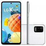 Smartphone LG K62 PLUS 128GB Tela de 6,6