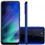 Smartphone Motorola 6,5 XT2073-2 Moto One Fusion Dual chip 4GB Ram 128GB Câmera 48MP Azul Safira
