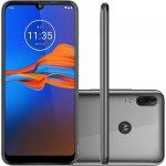 Smartphone Motorola E6 Plus Cinza 32GB 2GB RAM Tela 6.1 Câmera Traseira Dupla 13MP e 2MP