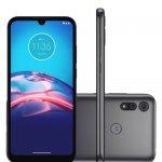 Smartphone Motorola E6S 6,1 XT2053-2 2GB Ram 32GB Memória Octa-Core Câmera 13MP Cinza