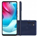 Smartphone Motorola Moto G60s Azul 128 GB 6.8 6 GB RAM Câm. Quádrupla 64 MP Selfie 16 MP
