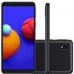 Smartphone Samsung Galaxy A01 Core Tela Infinita de 5.3 2GB Ram 32GB Memória Câmera 8MP Preto