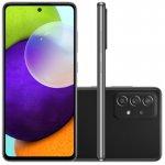 Smartphone Samsung Galaxy A52 Tela Infinita 6,5 128GB 6GB RAM Câmera Quádrupla 64MP Preto