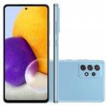 Smartphone Samsung Galaxy A72 Azul 128 GB 6.7