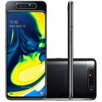 Smartphone Samsung Galaxy A80 128GB 8GB Tela 6.7 Câmera Traseira Tripla Rotativa 48MP 8MP ToF Preto