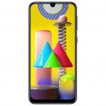 Smartphone Samsung Galaxy M31 Tela infinita de 6.4 128GB 6GB RAM Câmera 64MP Dual Chip Preto