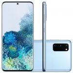 Smartphone Samsung Galaxy S20 128GB Dual Chip 8GB RAM 4G Tela Infinita de 6.2 Cloud Blue