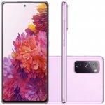 Smartphone Samsung Galaxy S20 Fe 128GB Snapdragon 4G Tela 6.5 Dual Chip 6GB RAM Cloud Lavender