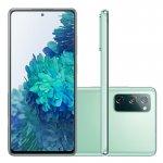 Smartphone Samsung Galaxy S20 Fe 128GB Exynos 6GB RAM Tela 6.5 Cloud Mint