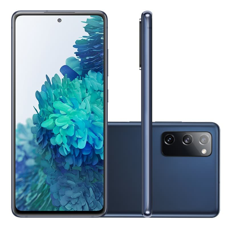 Smartphone Samsung Galaxy S20 FE 256GB 8GB RAM Tela 6.5 Camera Tripla cor Cloud Navy