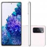 Smartphone Samsung Galaxy S20 FE 256GB 8GB RAM Tela 6.5 Câmera Tripla cor Cloud White