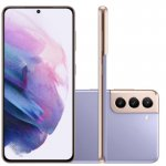Smartphone Samsung Galaxy S21 Plus Tela Infinita de 6.7 128GB 8GB RAM Câmera Tripla Violeta