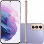 Smartphone Samsung Galaxy S21 Tela Infinita de 6.2 128GB 8GB RAM Câmera Tripla Traseira Violeta