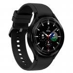 Combo Galaxy Watch4 Classic BT 46mm Preto e Buds Live Intra-Auricular Bronze