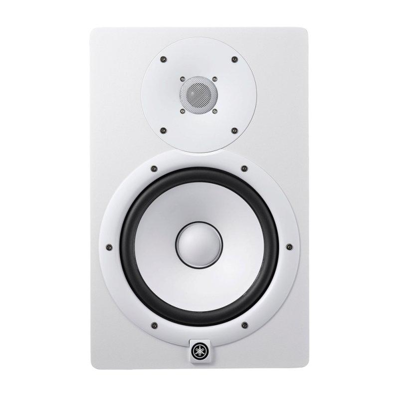 Monitor de Referência Yamaha HS8 W Branco Bi-amplificado 127V