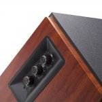 Monitor de Áudio Edifier 2.0 R1700BT Bluetooth 66W RMS Madeira