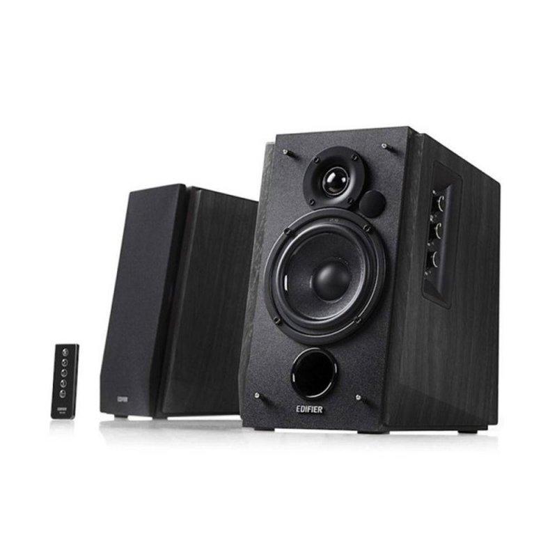 Monitor de Áudio Edifier 2.0 R1700BT Bluetooth 66W RMS Preto