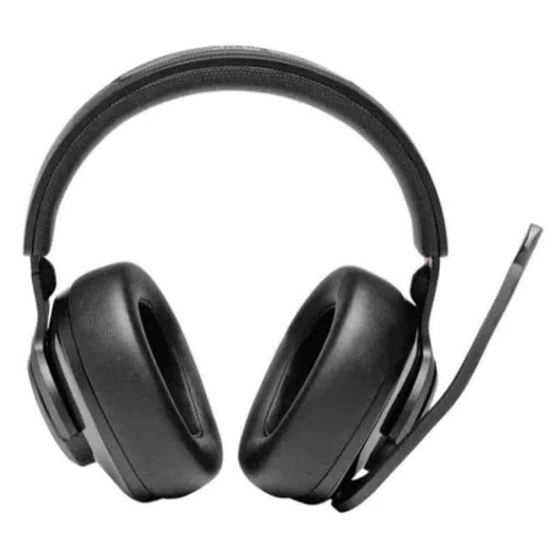 Fone de Ouvido JBLQuantum400 USB Over Ear para Jogos com Chat Balance para Jogo e Bate-Papo Preto