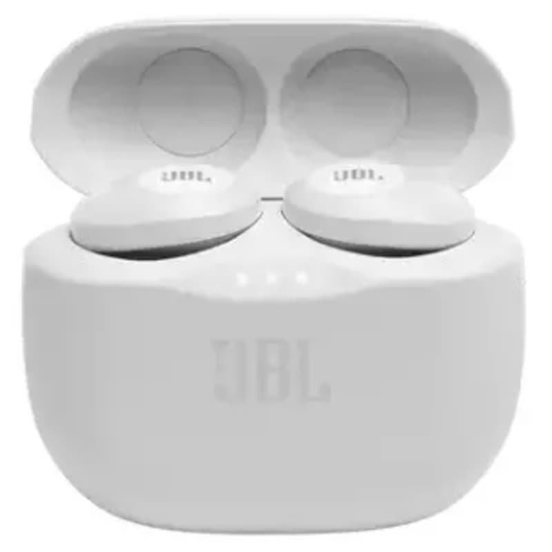 Fone de Ouvido JBL Tune 125TWS In Ear True Wireless Branco