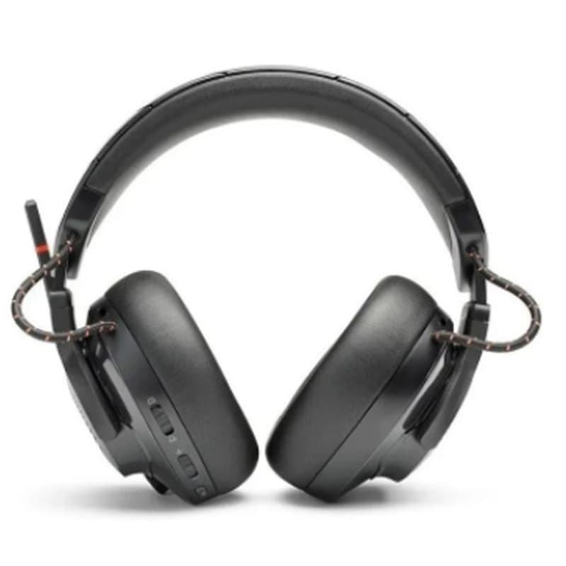 Fone de Ouvido JBLQuantum600 Over Ear sem fio Surround e Equilíbrio entre o Áudio Jogo e Bate-Papo