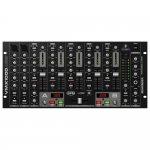 Mixer DJ Behringer VMX1000 7 Canais com entrada USB e duplo contador BPM - Bivolt