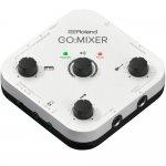 Mixer para Smartphone Roland GOMIXER 8 Entradas 2 Saídas de Canais Alimentação via USB
