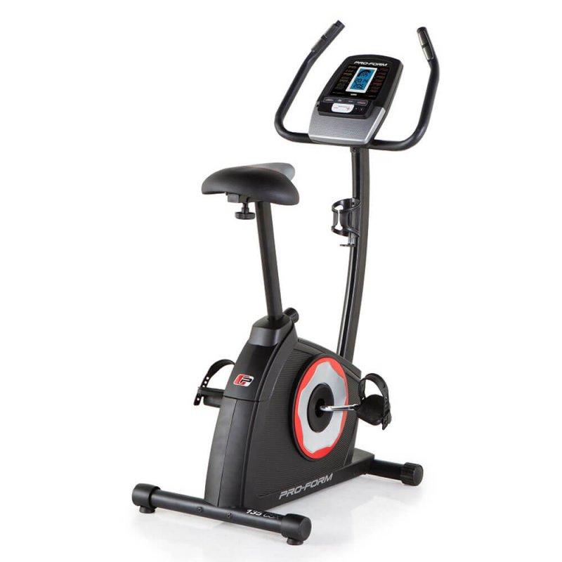 Bicicleta Ergométrica Proform Vertical CSX 135 Com Display LCD Bivolt