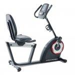 Bicicleta Ergométrica Horizontal 460R Proform 18 Níveis Até 125kg