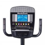 Bicicleta Ergométrica GX 4.7 Nordictrack Horizontal Display 5 Com Ventilador no painel Até 136kg
