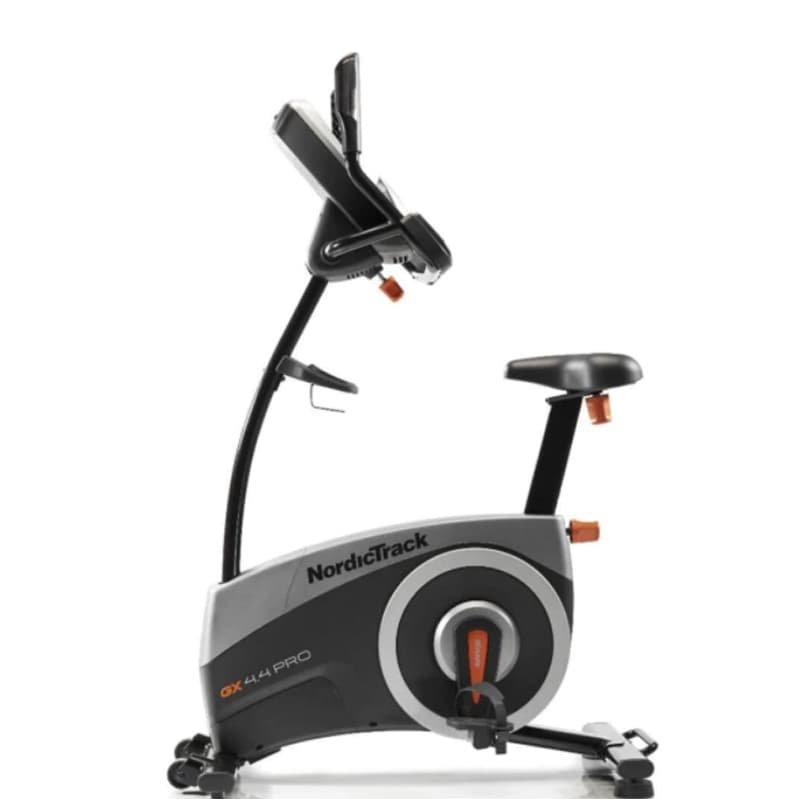 Bicicleta Ergométrica Vertical Nordictrack GX 4.4PRO 30 Pré-Programas de Exercícios Bivolt