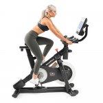 Bicicleta Ergométrica Cycle Nordictrack S15I 30 Pré-Programas de Exercícios Até 158kg
