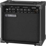 Amplificador Yamaha GA15II para Guitarra com 15W de Potência e 3 Bandas de Equalização