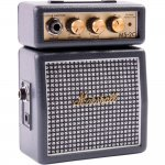 Mini Amplificador de Guitarra Marshall MS-2C 127V Cinza Portátil