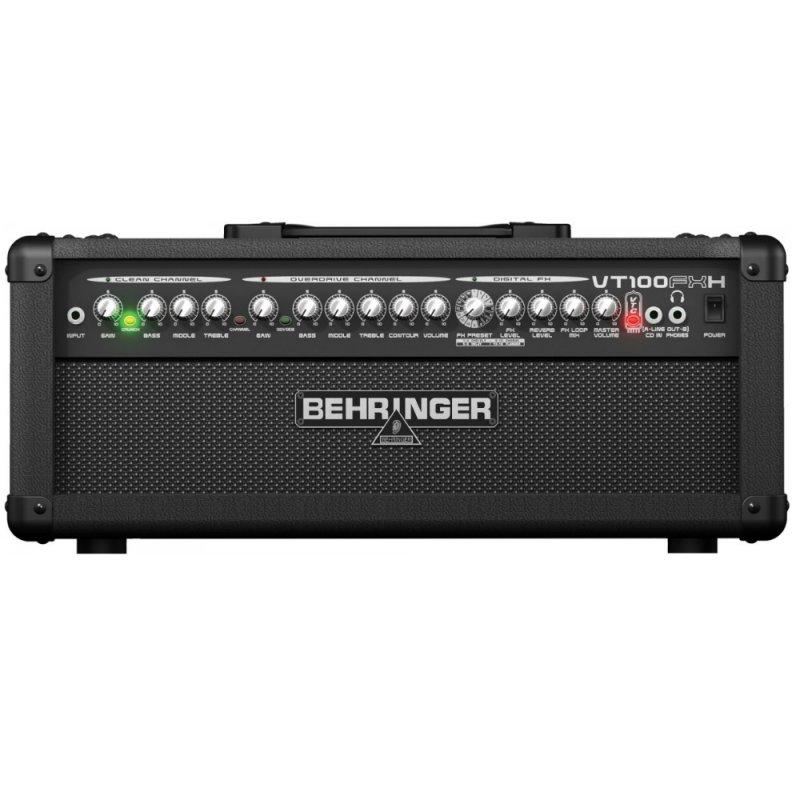 Amplificador Para Guitarra VT100FXH Behringer 110W de Potência 127V
