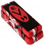 Pedal de Guitarra Dunlop Crybaby Eddie Van Halen Signature Wah Vermelho EVH95