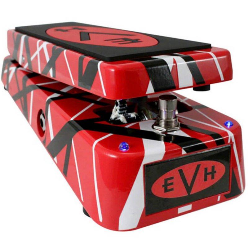 Pedal Crybaby Eddie Van Halen